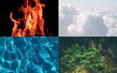 A négy őselem ereje a Kianit Szövetség szolgálatában
